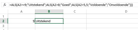 Excel 2016 - ALS